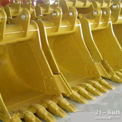 沃鑫 厂家定制挖机加厚加大挖斗  铲斗 Cat?330挖斗  2.6加长标准挖斗