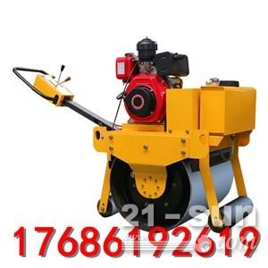 单轮柴油压路机  重型压路机 手扶式压路机