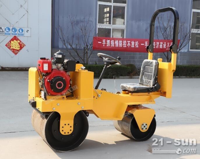 小型座驾式压路机 振动式压路机 公路建筑专用压路机