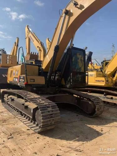 三一SANY215-9挖掘机