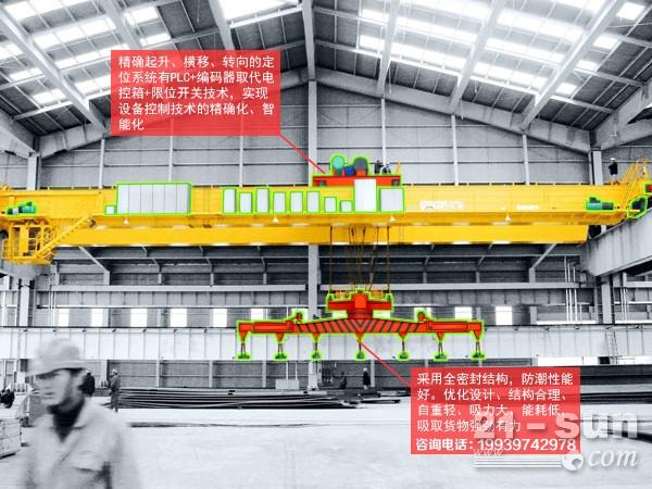 广西北海13吨单梁行吊销售 付出终有回报