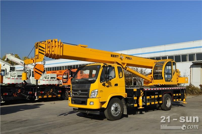 复兴区国六16吨小吊车 16吨汽车吊起重参数表 质量保证