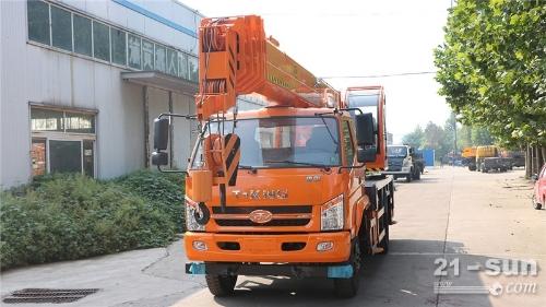 古冶区十吨小吊车配置 10吨汽车吊能吊多少吨 质优价廉