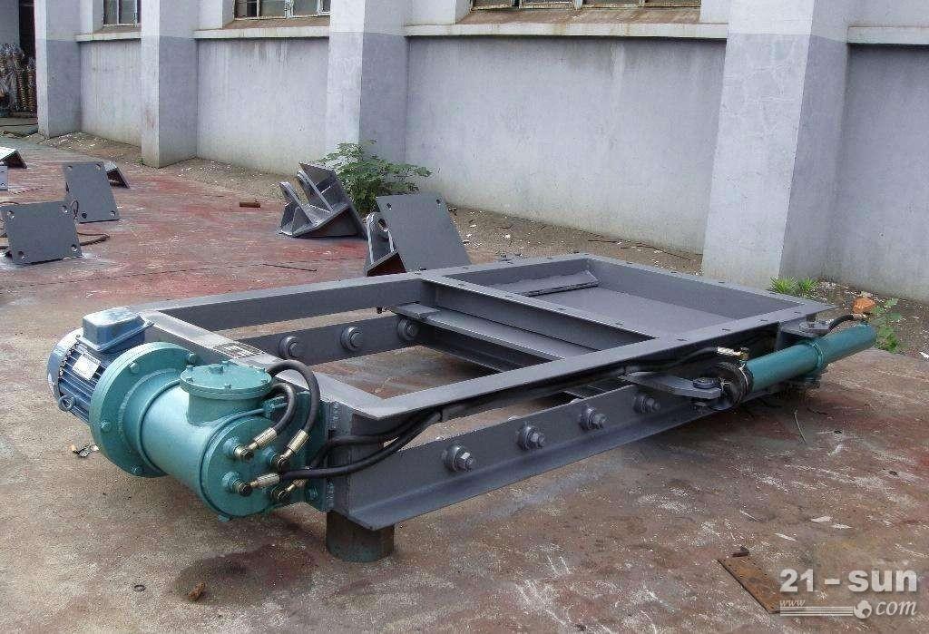山东中煤集团电液动平板闸门厂家电液动平板闸门直供