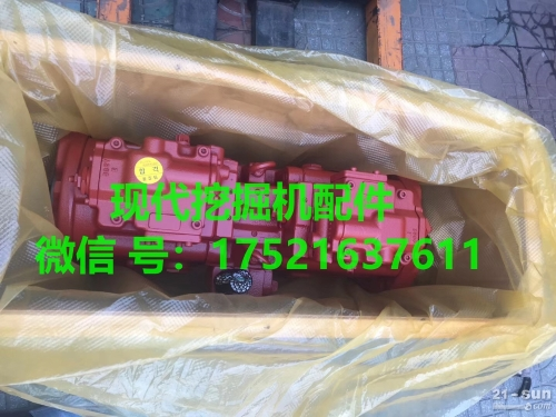 现代375-7液压泵总成