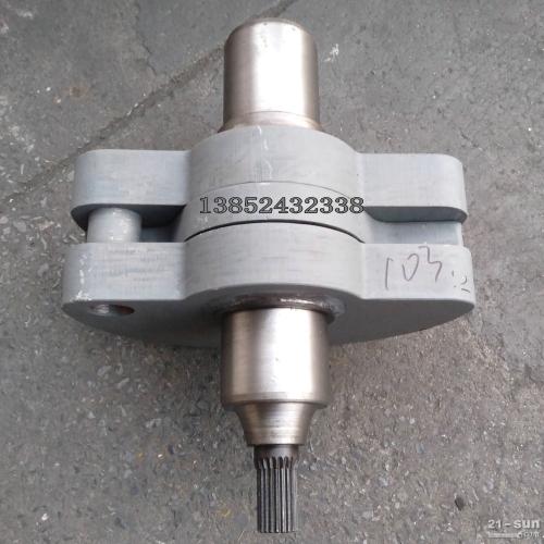 山推SR20M SR22M震动压路机偏心块 激振器 甩铁