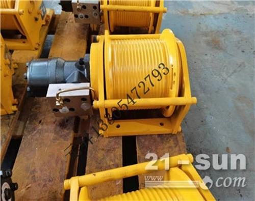 提升液压绞盘卷扬机 3吨液压绞车厂家