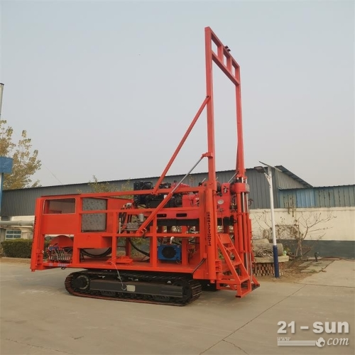 功能全300型钻王地质钻机 地探钻机 钻王岩心机