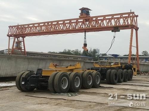 湖南岳阳20吨龙门吊出租厂家注重细节配件