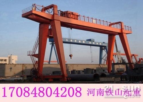 云南曲靖新乡龙门吊租赁厂家60T龙门吊改造