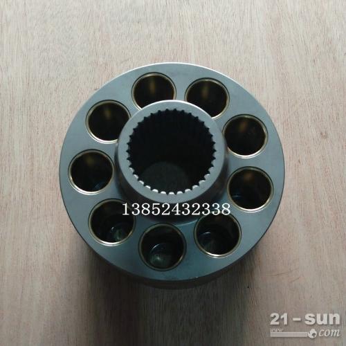 徐工山推柳工压路机液压震动泵配件 缸体 泵的 柱塞 斜盘 马达配件
