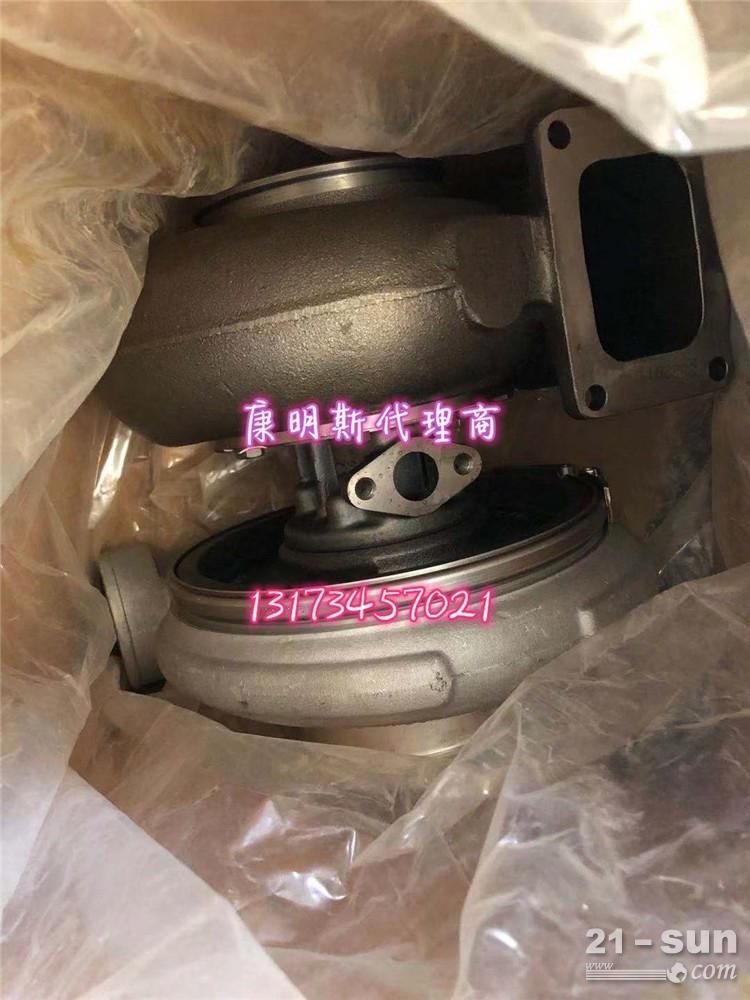昆明小松930E矿山车增压器3802867印度尼西亚增压器