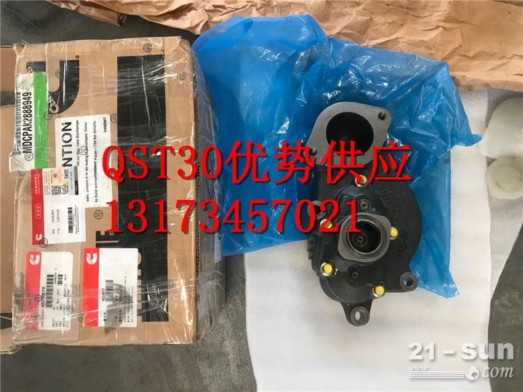 回望2020-QST30燃油泵3094653博士泵便宜耐用