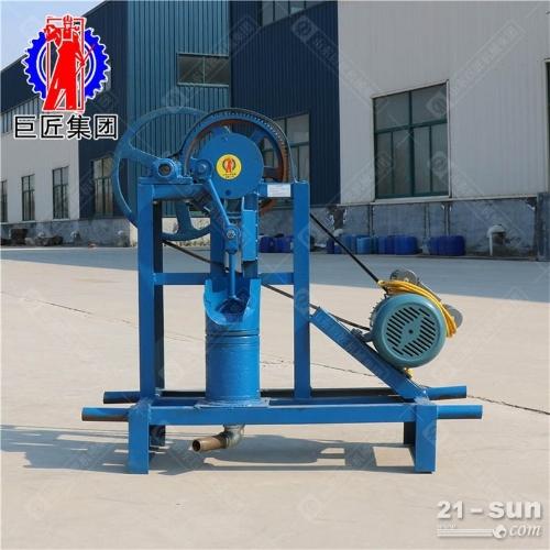 山东巨匠供应NXB型内吸泥浆泵 小型反循环钻机配套使用