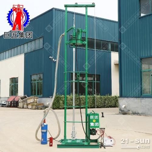 山东巨匠SJD-2C小型全自动电动打井机 电动钻井机家用水井钻机