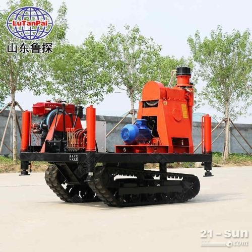 ZLJ-350隧道铁路工程加固钻机 5.5kw注浆钻机整套销售