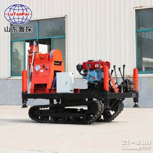 边坡支护钻机ZLJ-650注浆钻机山东厂家 隧道铁路加固