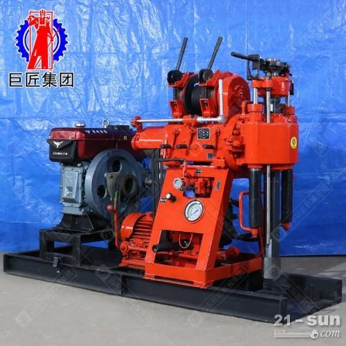 液压岩芯钻机150型地质钻探机械