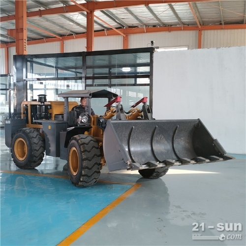 日力重工地下装载机厂家矿山装载机品牌矿山铲车售后保障