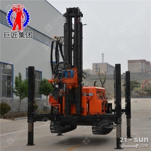 履带式水井钻机气动钻井设备
