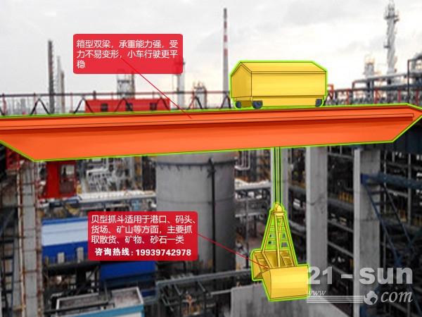 广西贺州16吨单梁行吊销售 看重的是质量