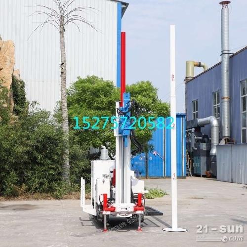 污染地质勘测取样钻机直推式取样钻机取水勘测设备环境取土钻机