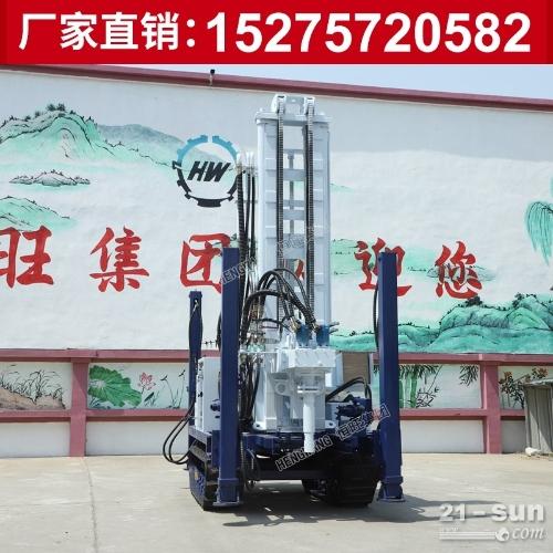 采样钻机环境监测取样机监井钻机直推式取样钻机