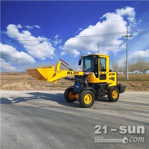 日力重工轮胎式装载机规格装载机价格四驱铲车放心省心