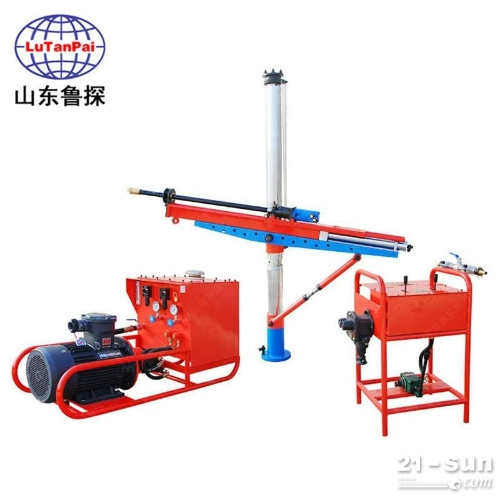 ZYJ-280/150架柱式液压回转钻机