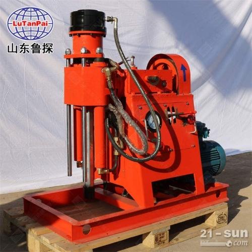 供应5.5KW双液注浆打孔钻机 ZLJ-350地基注浆加固钻机  水泥注浆机