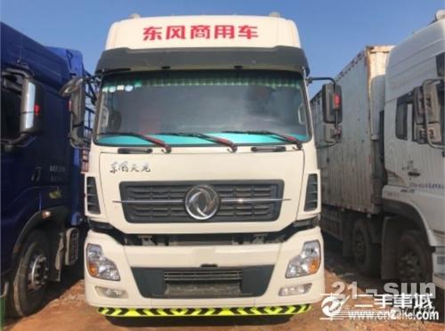 DFL5253XXYAX二手载货车东风