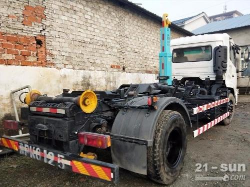 东风天锦垃圾车二手垃圾车