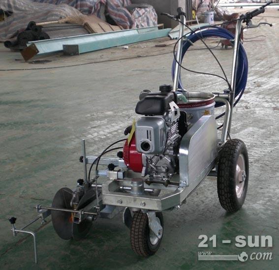 冷喷划线设备