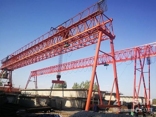湖北咸宁60吨龙门吊出租厂家刚度大