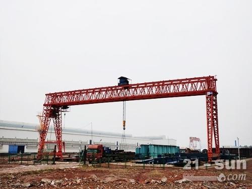 甘肃张掖20吨龙门吊出租厂家规格大