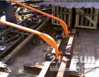 运轨器 碳素钢型运轨器 单轨器钢轮运轨器