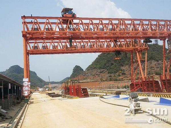 甘肃兰州龙门吊出租厂家桁架形式