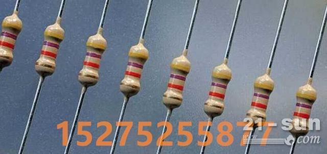 常年生产碳膜电阻、热敏电阻、瓷棒电阻、1W 2欧姆电阻5% 2R