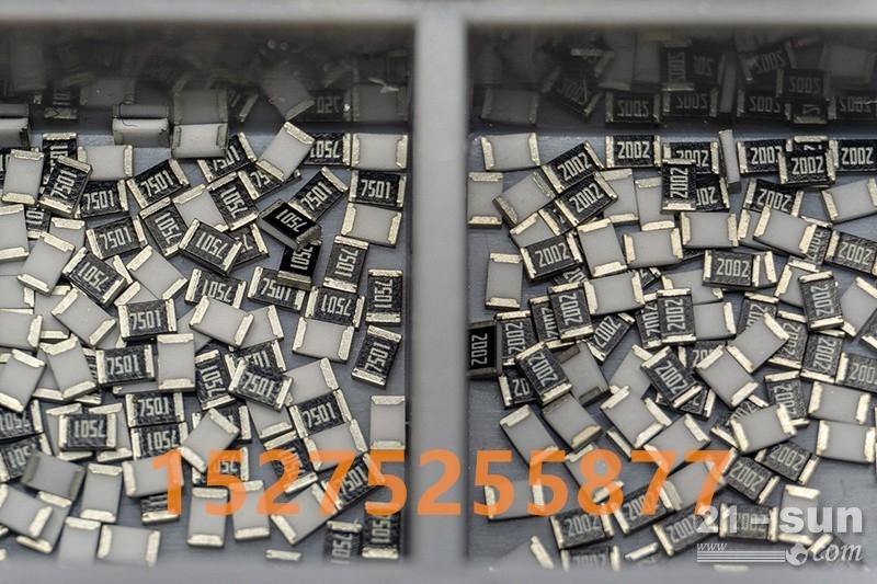 SL 2% 27.4Ω 1W 色环碳膜电阻,插件电阻器,色环电阻阻值计算识别图