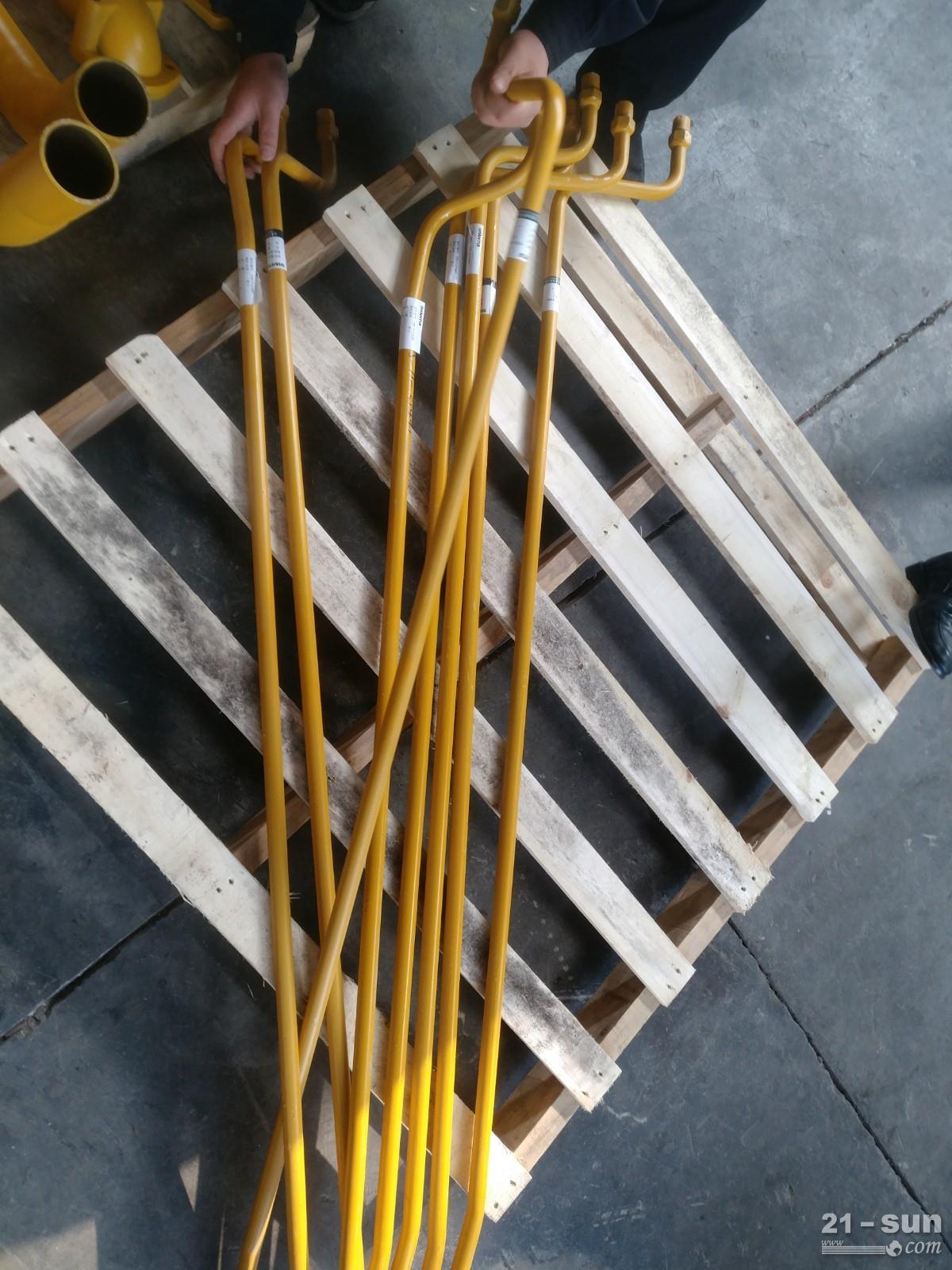 小松挖掘机PC650LC-8R硬管(涡轮增压器)6261-51-8180货源充足