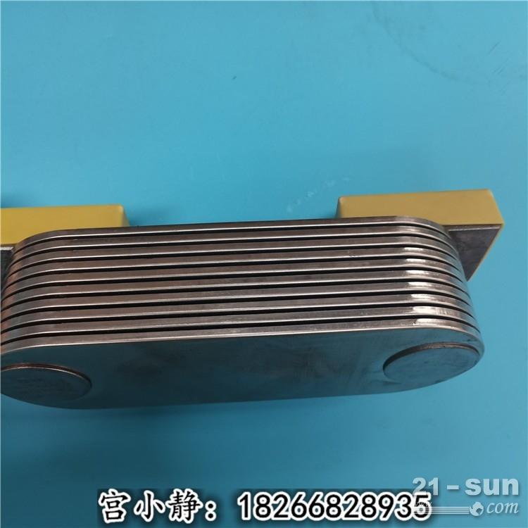 K19矿用汽车机油冷却器芯4095097 甘肃康明斯配件