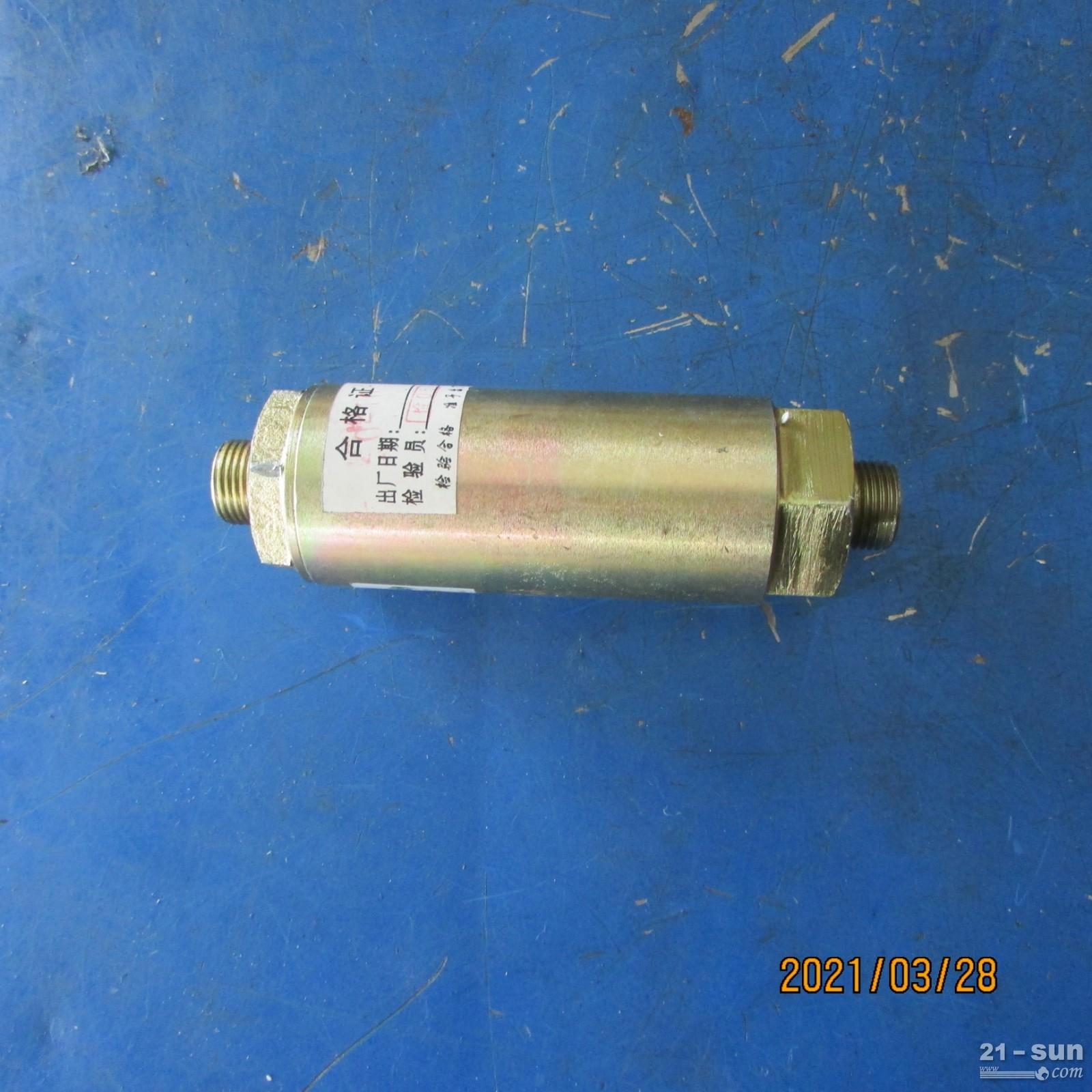 供应徐工装载机配件803043581   XSF1652调速阀