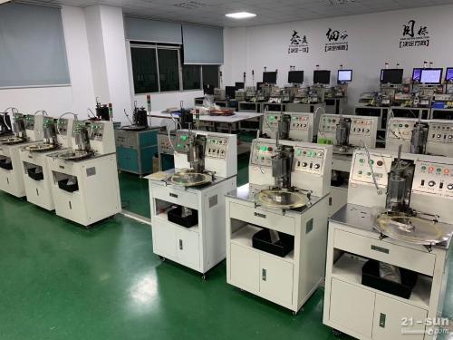 麦克风组装,咪头机,深圳市联科精密机械有限公司,联科精密咪头生产设备