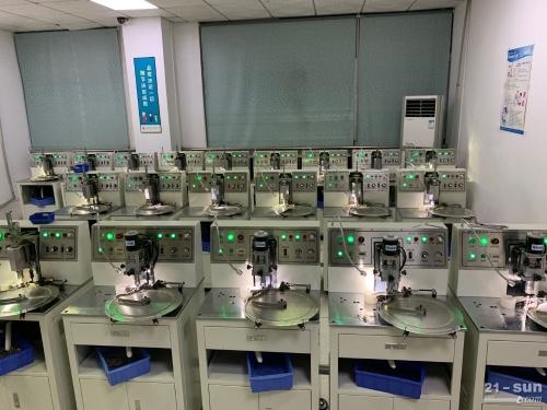 咪头组装设备,麦克风组装,咪头机,深圳市联科精密机械有限公司,麦克风生产设备
