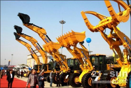 工程机械世界50强企业近半数汇聚江苏徐州参展