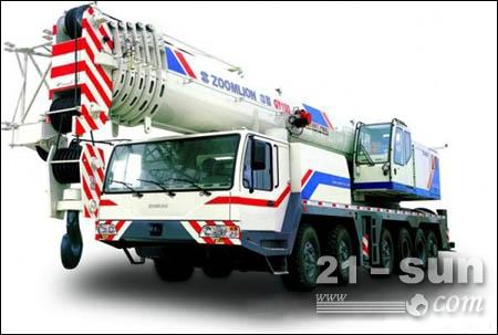 中联重科QY150V633汽车起重机