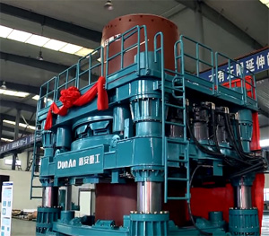 盾安重工DTR3205H全回转钻机新品震撼上市