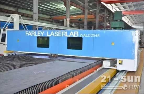 WALC4025激光切割机不仅提供强大的切割能力和效率,而且还有节能、低耗等特性