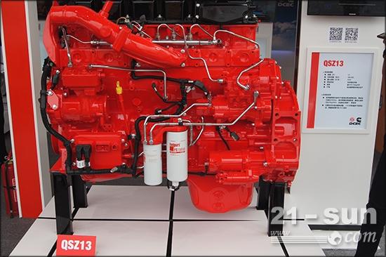 东风康明斯QSZ13工业用发动机