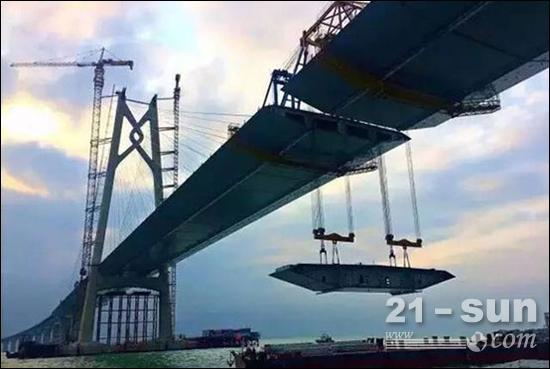 集料工厂助力港珠澳大桥建设有突破性进展